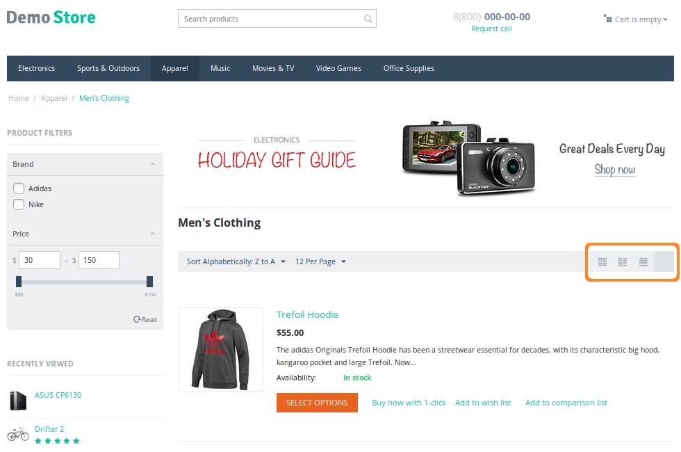Product List Template   How To Create Custom Templates For Product List And Product Detail
