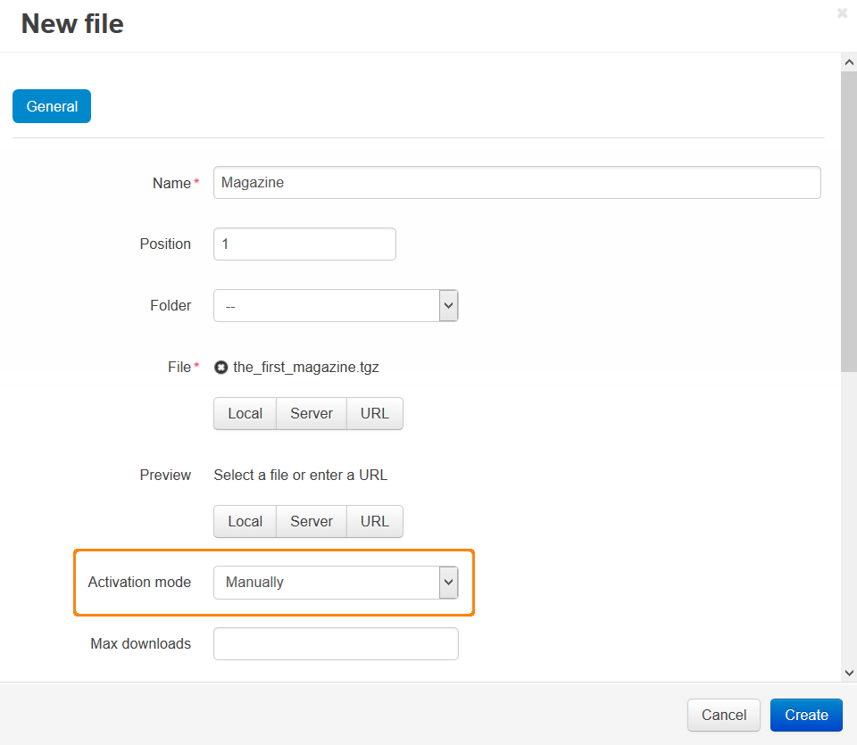 How To: Create Downloadable Products — CS-Cart 4 10 x